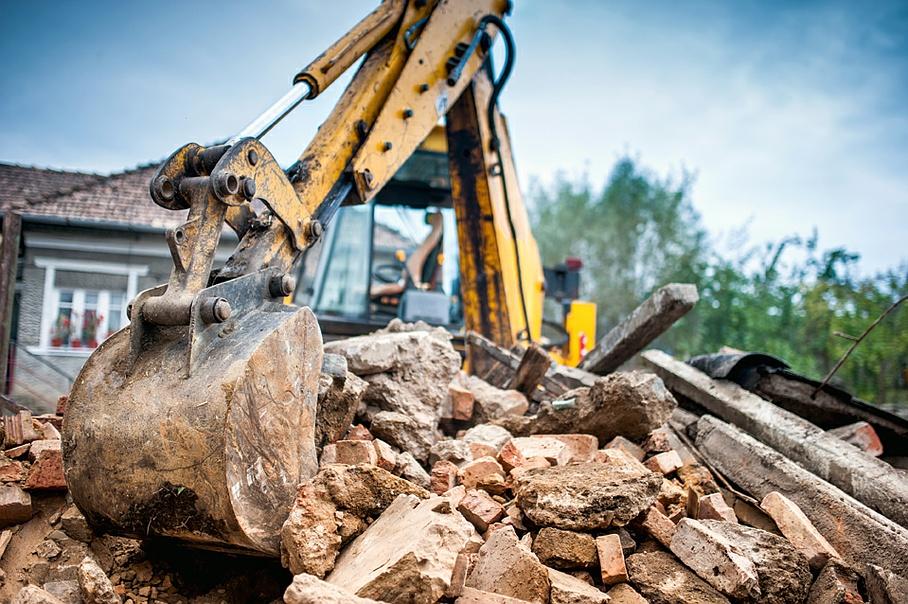 Entreprise de démolition - Satigny - Genève